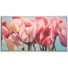 Kunstdruck Frühling - 51 x 101 cm