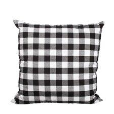 Delano Décor Buffalo Check Cotton Throw Pillow