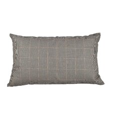 Delano Décor Glenplaid Cotton Lumbar Pillow