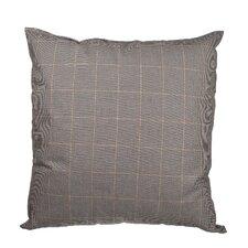 Delano Décor Glenplaid Cotton Throw Pillow