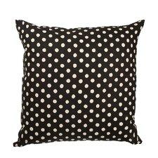 Delano Décor Polka Dot Cotton Throw Pillow