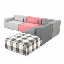 Mix Modular 5 Piece Sectional