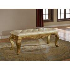 Lavish Upholstered Bedroom Bench