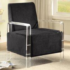 Liam Velvet Armchair