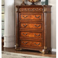Royal 4 Drawers Chest