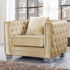 Reese Velvet Armchair