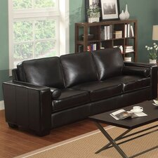Siena Leather Sofa