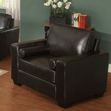 Siena Leather Club Chair