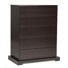 Zurich 5 Drawer Chest
