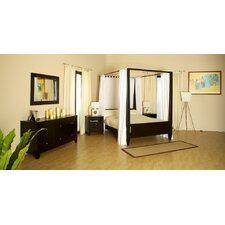 Signature Panel 5 Piece Bedroom Set