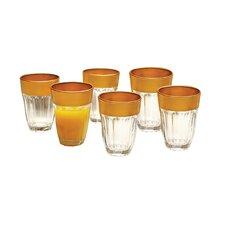 De'ore 7 oz. Juice Glass (Set of 6)