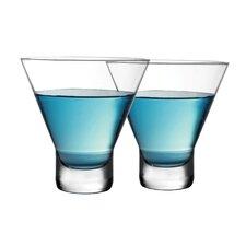 Perfection 8 oz. Stemless Martini