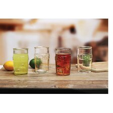 Drink Design 17 oz. Cooler Glass (Set of 4)
