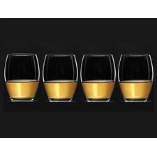 Viewpoint Stemless Water Glass (Set of 4)