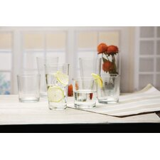 16 Piece Tierry Glassware Set