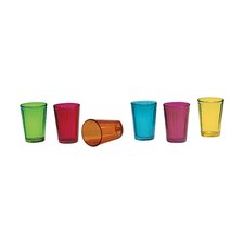 Column with Style 7 oz. Juice Glass (Set of 6)