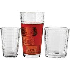 Windowpane 30 Piece Glassware Set