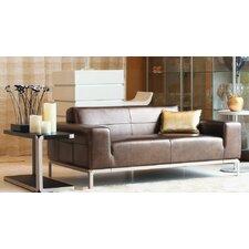 Alleno Leather Sofa
