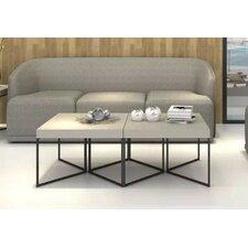 Luna 2 Piece Coffee Table Set