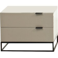 Devitto 2 Drawer Nightstand