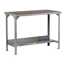 Welded Steel Top Workbench
