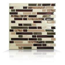 6-tlg. 25,40 cm x 25,55 cm Wandfliese Bellagio