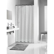 Perle PEVA Shower Curtain