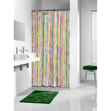 Rigato Vinyl Shower Curtain