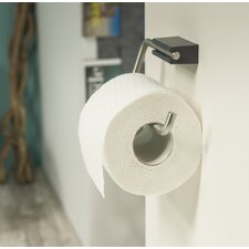 Cliqit Wall Mounted Toilet Roll Holder