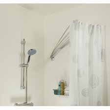 Umbrella Aluminium Shower Curtain System