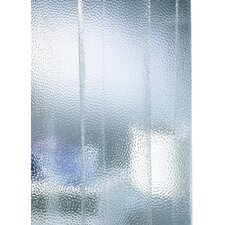 Crystal Vinyl Shower Curtain