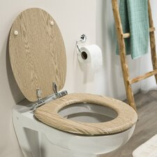 Scaffold Elongated Toilet Seat