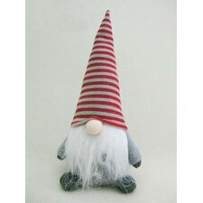 Marvin Chubby Santa Gnome Christmas Figure