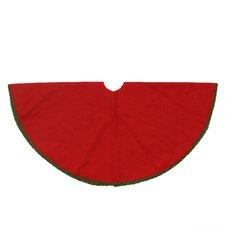 Christmas Traditions Shell Stitching Mini Christmas Tree Skirt