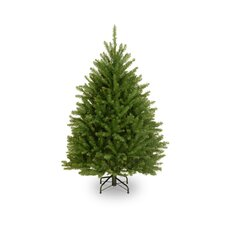 4' Northern Dunhill Fir Full Artificial Christmas Tree