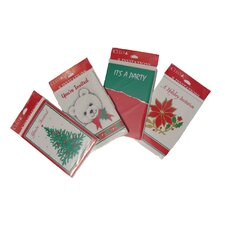 Christmas Holiday Party Invitation Card (Pack of 288) (Set of 288)