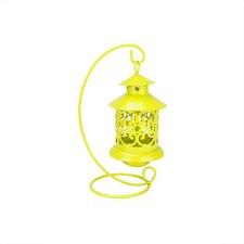 Shiny Wrought Iron Lantern