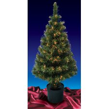 5' Color Changing Artificial Christmas Tree with Multi Light