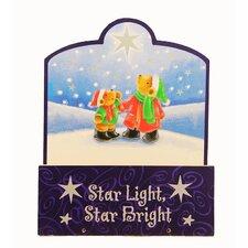 Ho! Ho! Ho! Christmas Card Holder