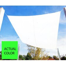 Outdoor Patio Sun 9.75ft x 9.75ft Square Shade Sail