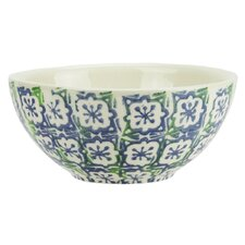French Countryside Floral Terracotta Serving Bowl