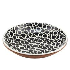 Basic Luxury Decorative Circles Bowl