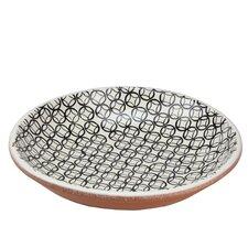 Basic Luxury Decorative Circled Diamond Bowl
