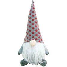 Henry Chubby Santa Gnome Christmas Figure