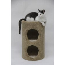 "21"" Two Story Cat Condo"