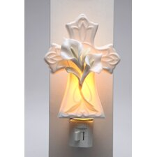 Calla Lily Plug Night Light