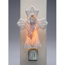 Madonna with Baby Plug Night Light