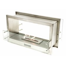 Double Sided Bio-Ethanol Tabletop Fireplace