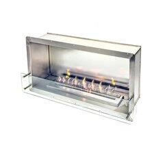 Single Sided Ethanol Fireplace