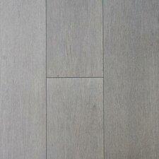 """3-6/7"""" Solid Bamboo Hardwood Flooring in Autumn Fog"""